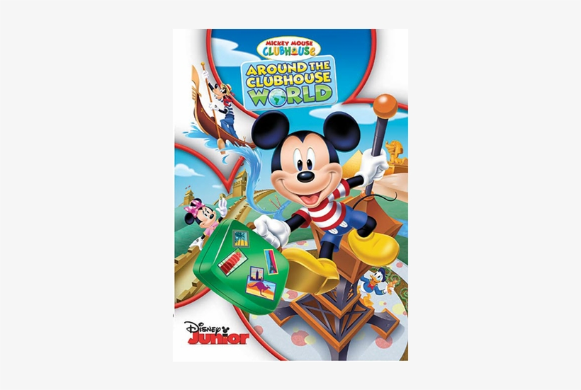 Mickey Mouse Clubhouse World, transparent png #1274794