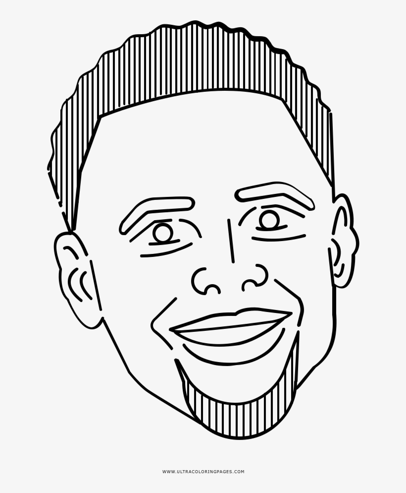 Stephen Curry Basketball Player Coloring Pages Coloring - Drawing Curry b99149172