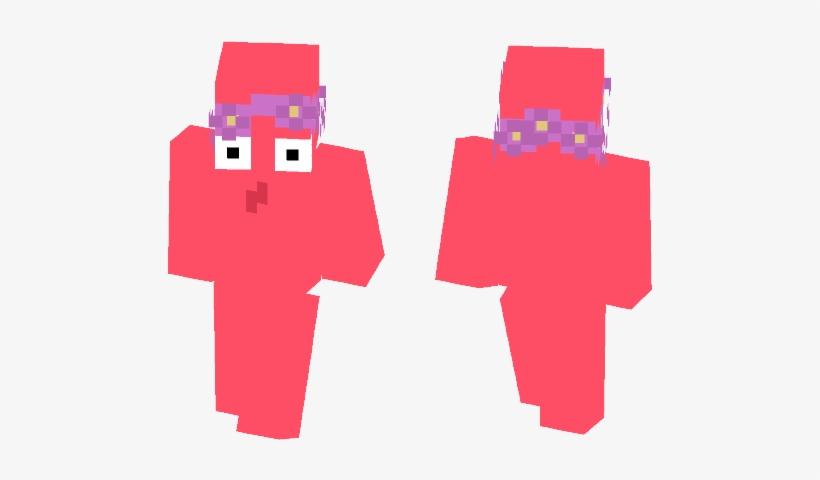 Flower Crown Minecraft Skins - Lil Uzi Vert Minecraft Skin, transparent png #1276986