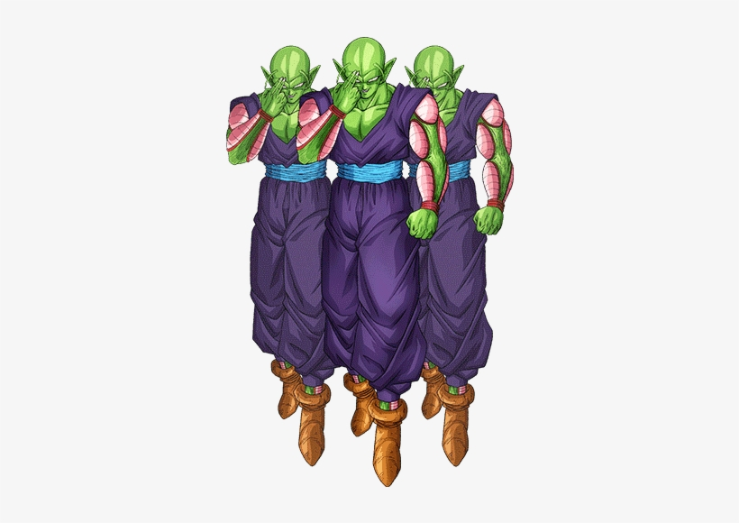 Piccolo Partying Png - Alexelz Piccolo, transparent png #1277145