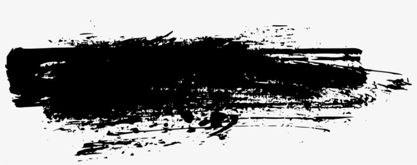 14 Grunge Brush Stroke Banner Vol - Grunge Brush Grunge Png, transparent png #1277444
