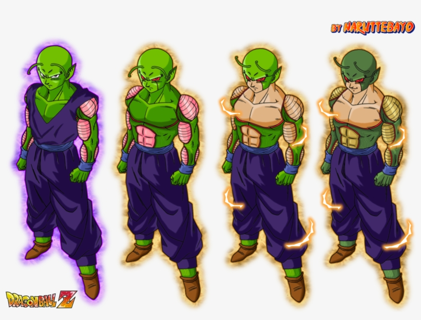 Piccolo Final Form Png God Piccolo - Dragon Ball Z Piccolo Super Saiyan, transparent png #1277500