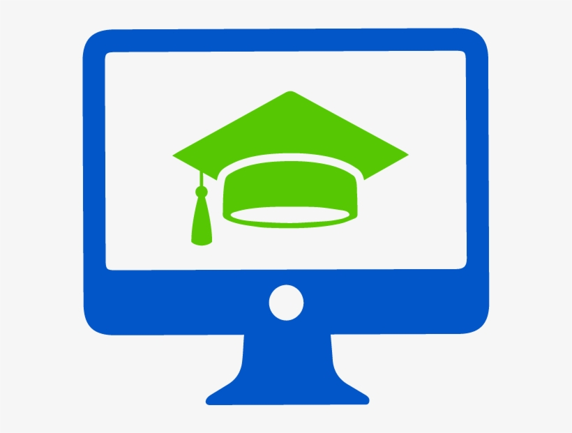 E Learning Icon Png, transparent png #1277916