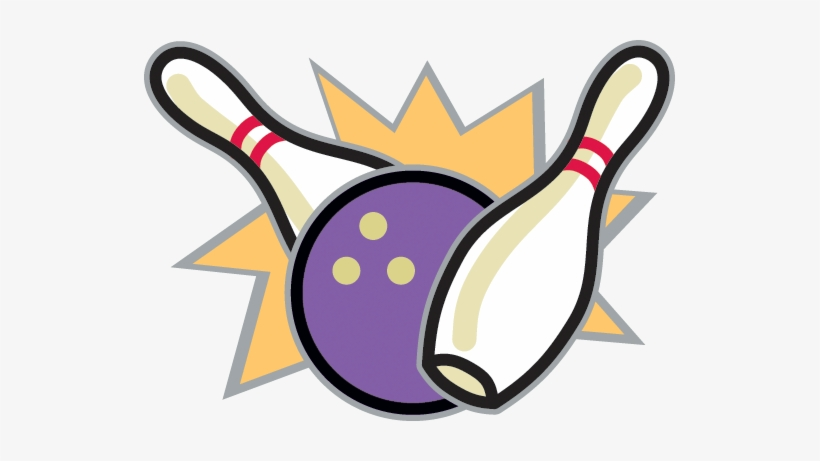 Graphic Royalty Free Bowling Lane Clipart - Big Brothers Big Sisters, transparent png #1278602