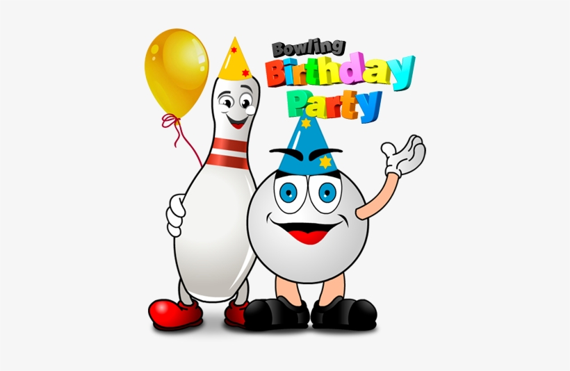 Bowling Clipart Happy Birthday