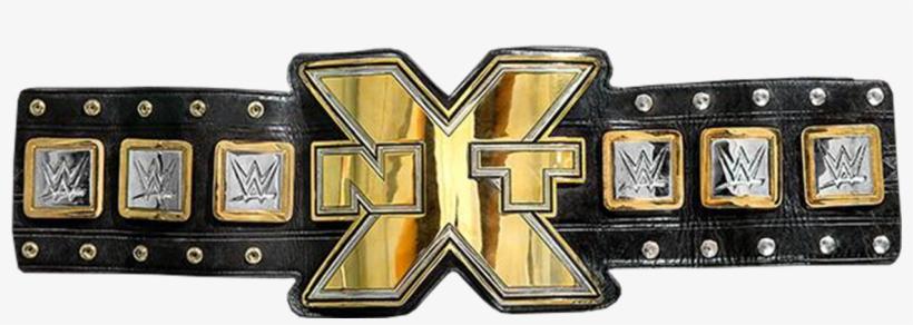 Gxv World Heavyweight Championship - Nxt Championship Belt Poster, transparent png #1282161