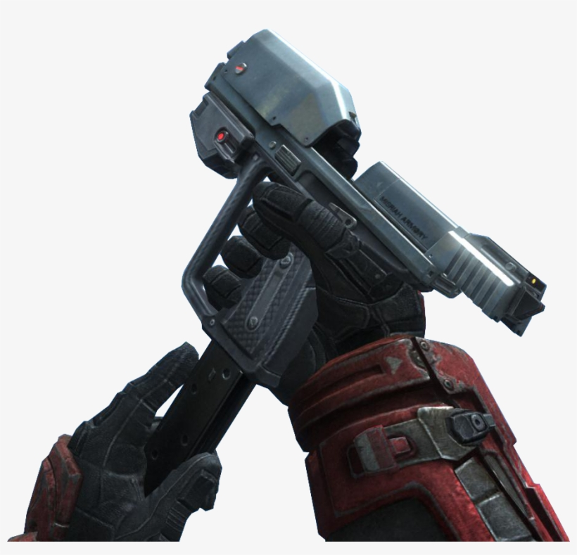 There Is A Disconnect Between Magazines In The Real - Halo First Person Png, transparent png #1284179