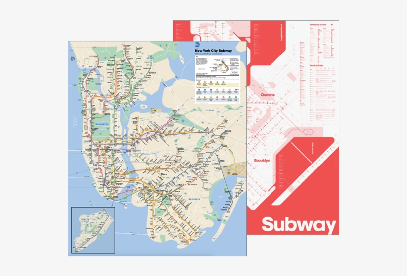 Free Subway Map Of New York City.New York City Subway Map Nyc Map Subway Free Transparent Png