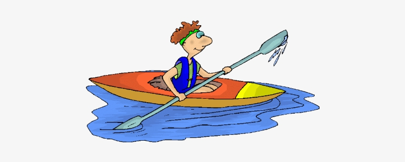 Kayak Clip Art