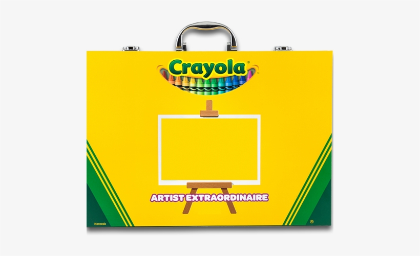 Crayon Box Png - Crayola Back To School 64 Crayons, transparent png #1287362