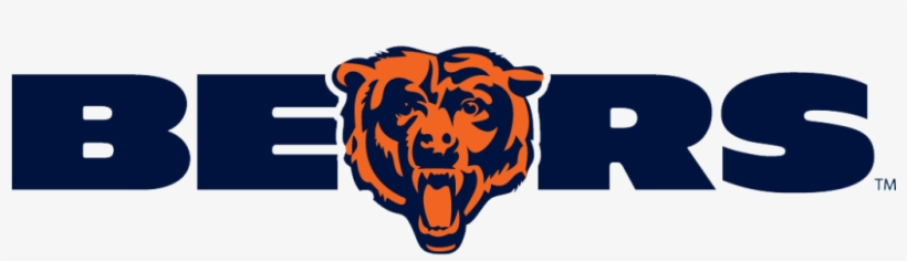 Chicago Bears Png Photos Chicago Bears Word Logo Free