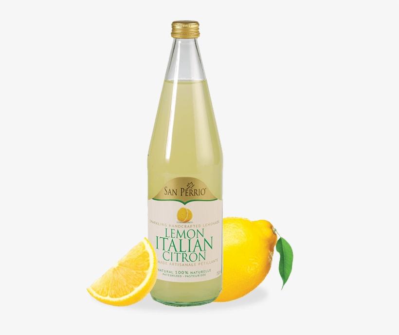 Lemon Italian Lemonade - Italian Lemonade, transparent png #1293679