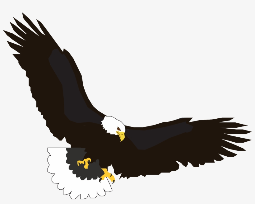 Pictures Of Eagles Wings Free Cliparts That You Can - Golden Eagle, transparent png #1296034