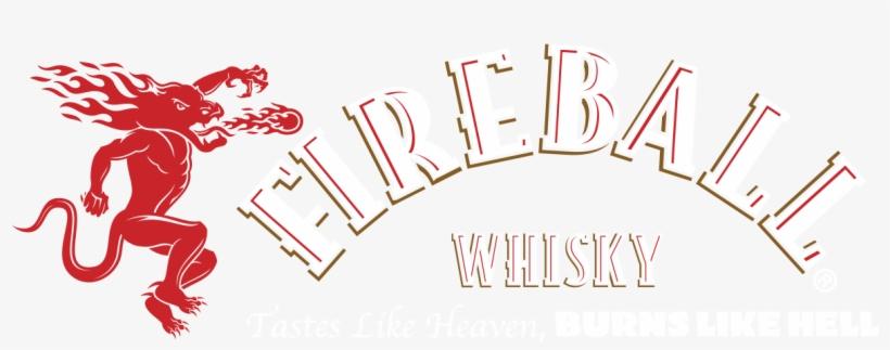 Fireball Whiskey Logo Png, transparent png #1297690