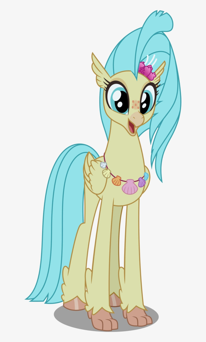 Vector - My Little Pony Princess Skystar, transparent png #1299585