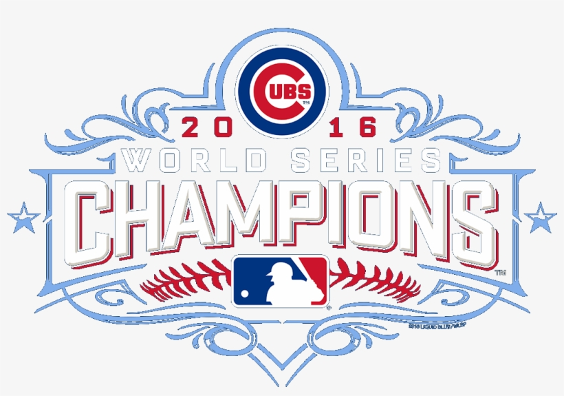 Chicago Cubs World Series Logo Png - Rawlings Mlb 2016 World Series Dueling Baseball, transparent png #130413