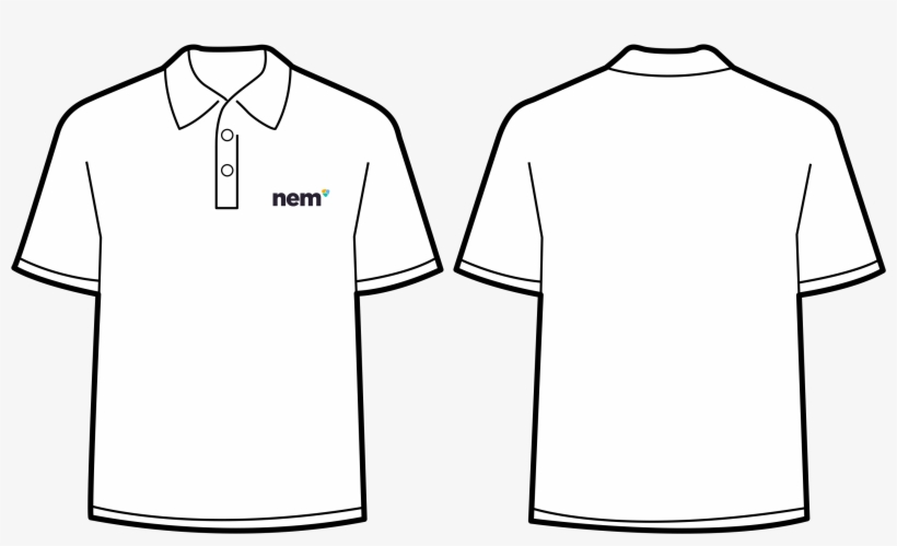 Polo Shirt Black Polo Shirt Template Png Free Transparent Png