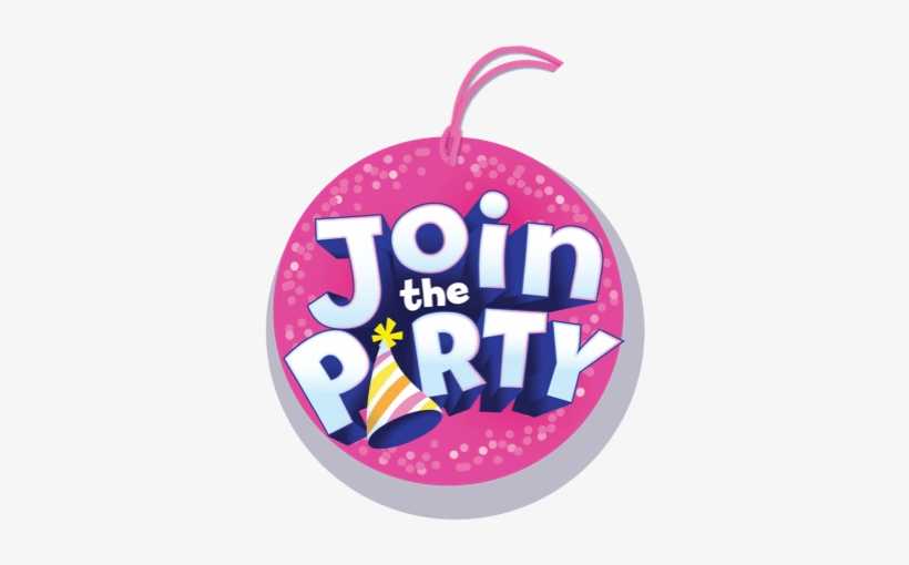 Logo Join The Party - Shopkins Season 7 5 Pack Of Shopkins 2 Pack Join The, transparent png #131154