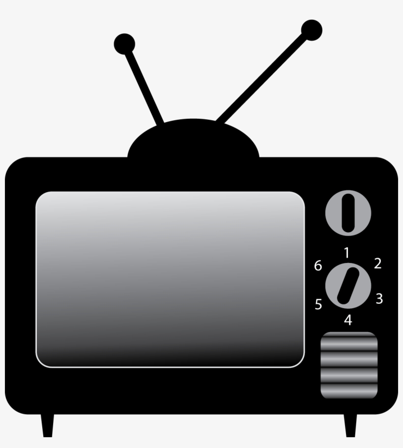 Old Time Tv - Old Timey Tv Png, transparent png #132442