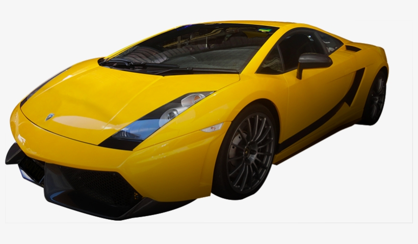 Yellow Lamborghini Transparent Background Png Yellow Lamborghini