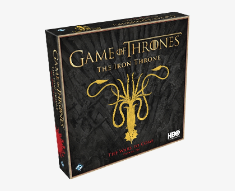 A Game Of Thrones - Iron Throne The Wars To Come, transparent png #134299