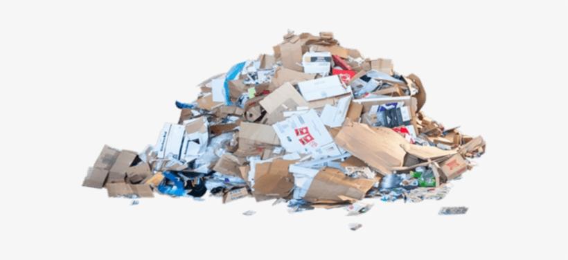Trash Pile Png - Pile Of Trash Png, transparent png #135091