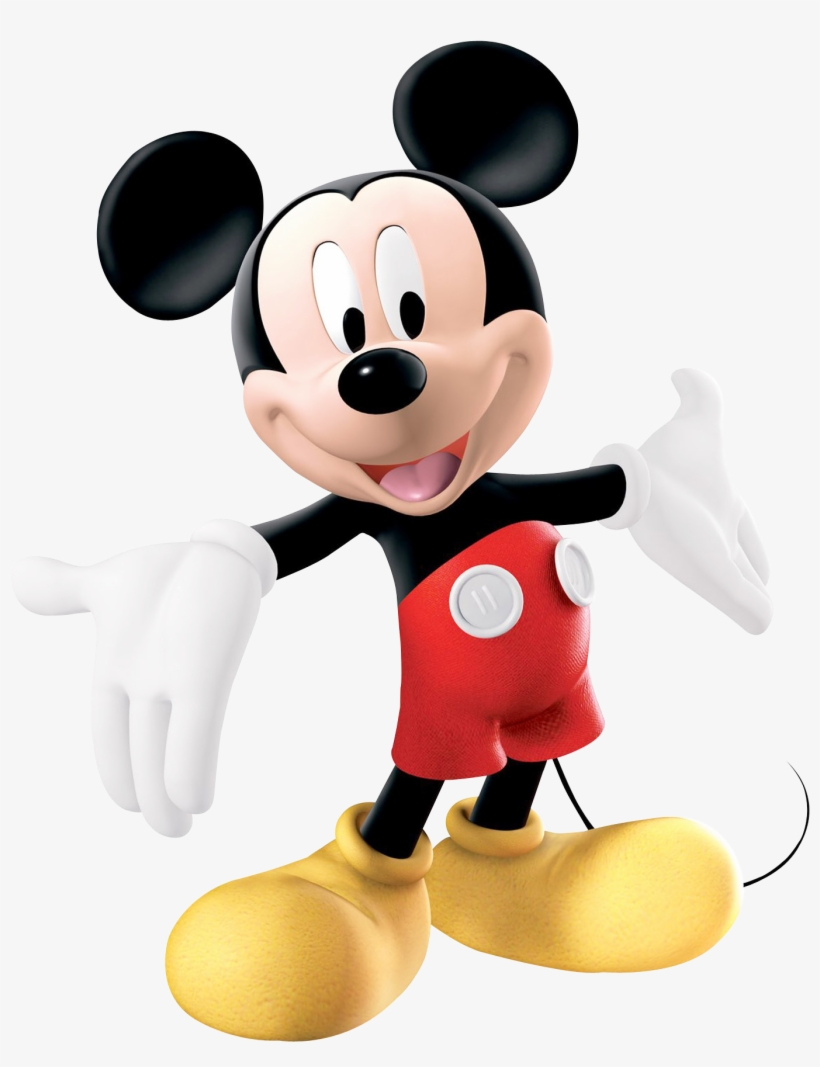Mickey Mouse Png Image - Mickey Mouse Png, transparent png #135203
