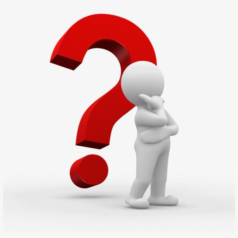 Question-mark - 3d Question Mark Gif, transparent png #136595