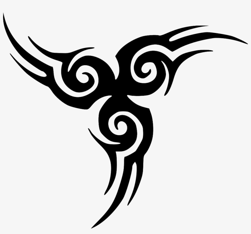 Tribal Tattoo Abstract Png - Tribal Tattoo Transparent, transparent png #137183