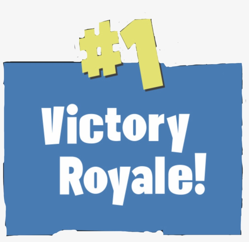 Fortnite Victory Royal Victoryroyale One Top Firtstplac