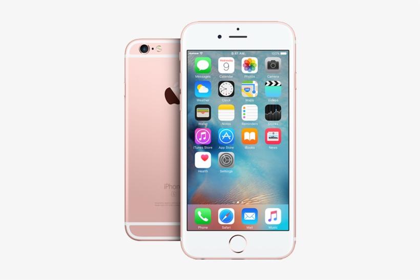 Iphone 6s 16gb - Iphone 6s Rose 32gb, transparent png #1300467