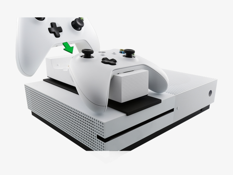 Modular Charge Station S For Xbox One® S - Nyko Xbox One S Modular Charge Station (xbox One), transparent png #1303063