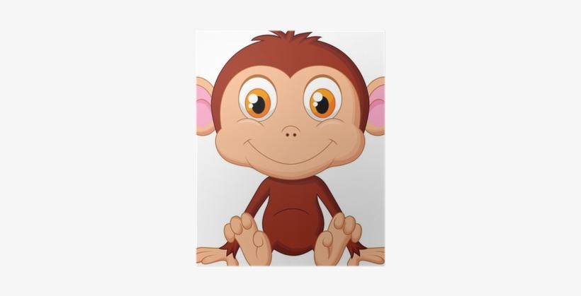 Baby Monkey Monkey Animated, transparent png #1303882