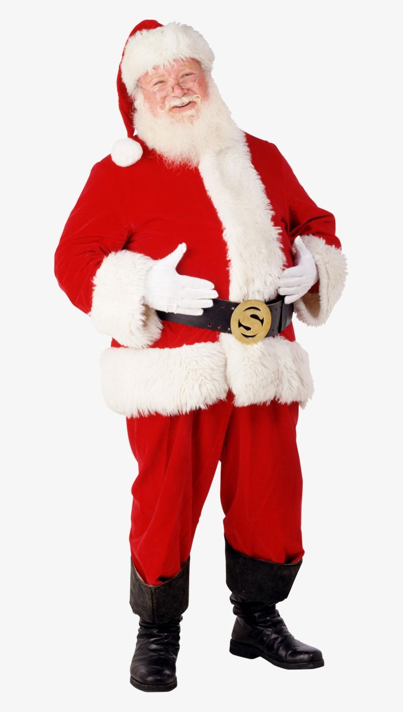 Santa Claus Png Free Download - Santa Claus Real Png, transparent png #1303903