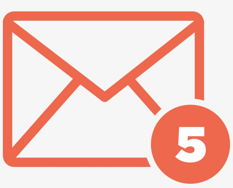 Advanced Email Notifications - Email Envelope Icon Png - Free ...