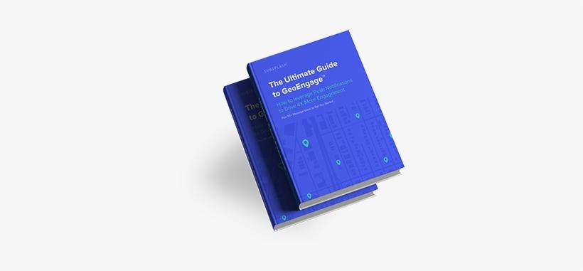 Book Mockup Geoengage Small - Book, transparent png #1304658