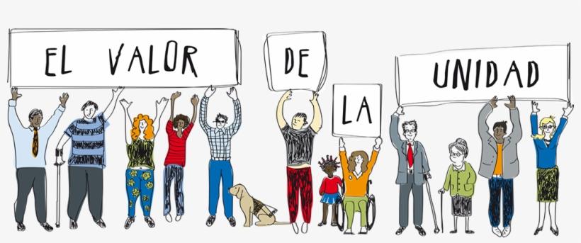 Agenda - El Valor De La Unidad, transparent png #1305639