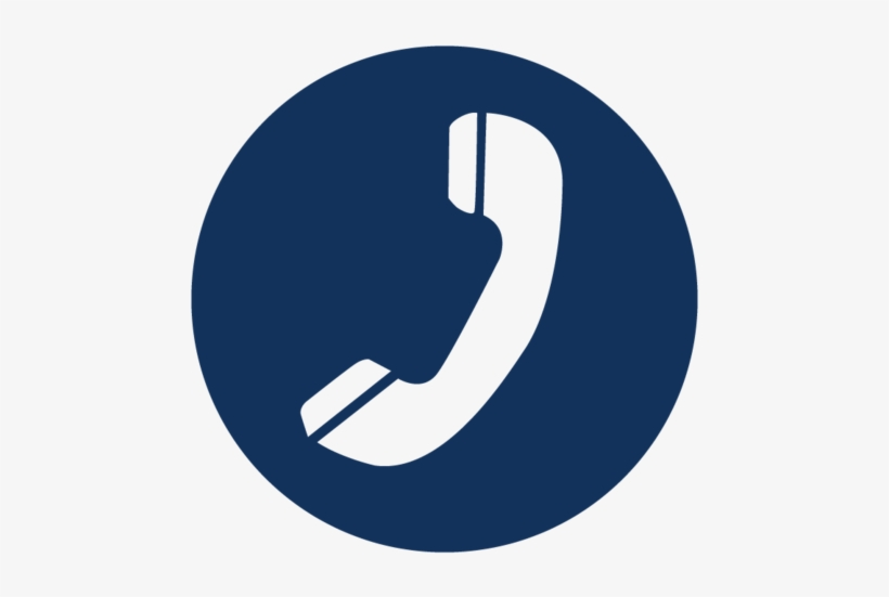 Blue Telephone Icon Png Image Royalty Free Stock