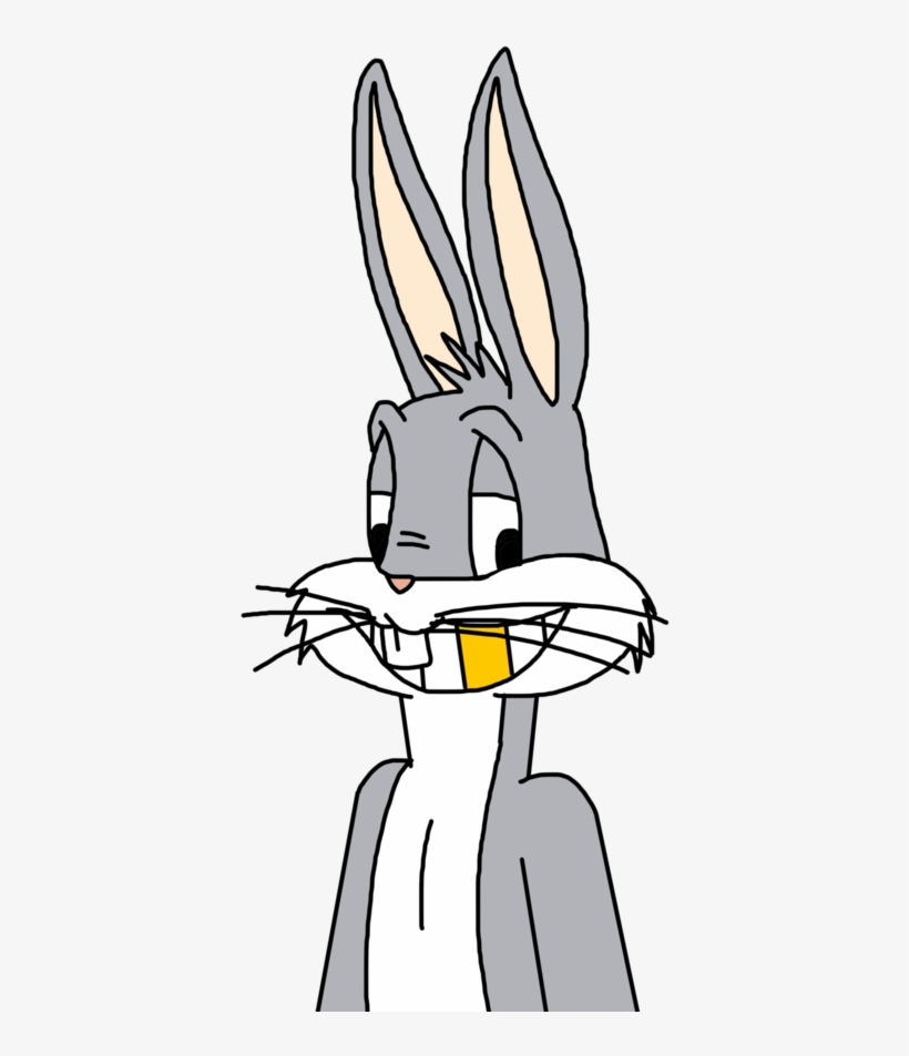 Bugs Bunny With A Gold Teeth By Marcospower - Bugs Bunny, transparent png #1309140