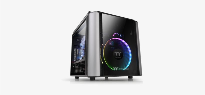 """Exclusively """"tt Lcs Certified"""" Tt Lcs Certified Is - Thermaltake Level 20 Xt Cube, transparent png #1310816"""