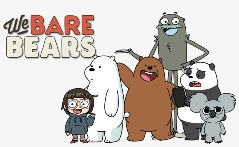 We Bare Bears Image - We Bare Bears Family, transparent png #1313005