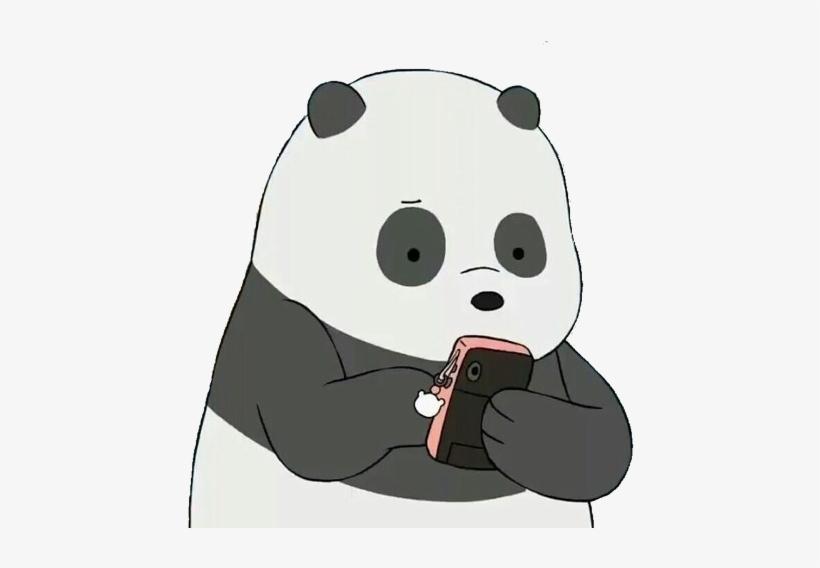 Panda Bear And We Bare Bears Image Panda Bear Bare Bears