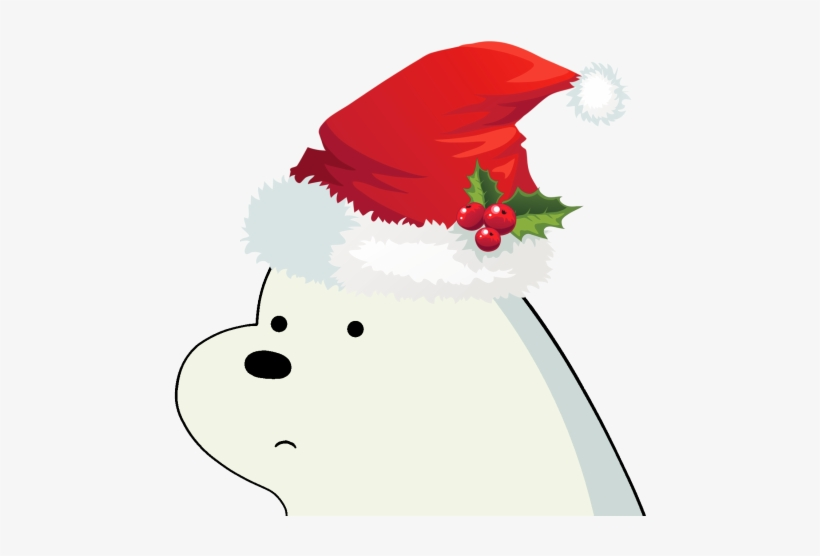 """ Transparent Christmas Bears Icons Free To Use - Transparent Santa Hat Png, transparent png #1314030"