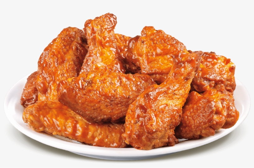 Buffalo Wings Png - Bbq Chicken Wings Png, transparent png #1315611