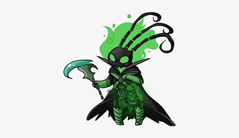 Chibi Thresh Game Character Design, Geek Things, League - Thresh Lol Chibi Png, transparent png #1316421