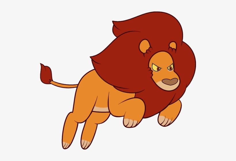Lion Mufasa - Steven Universe Lion Drawing, transparent png #1316728
