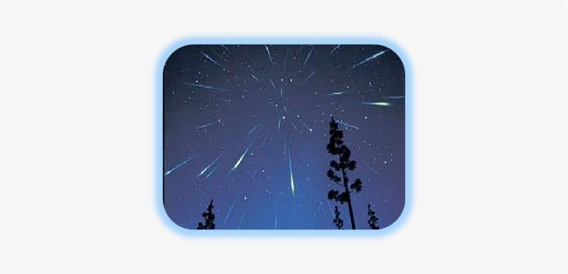 Meteoros Las Perseidas - Lluvia De Estrellas, transparent png #1317468