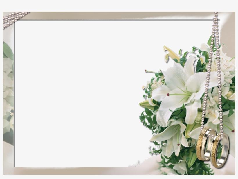 Molduras Para Foto De Casamento, transparent png #1318943