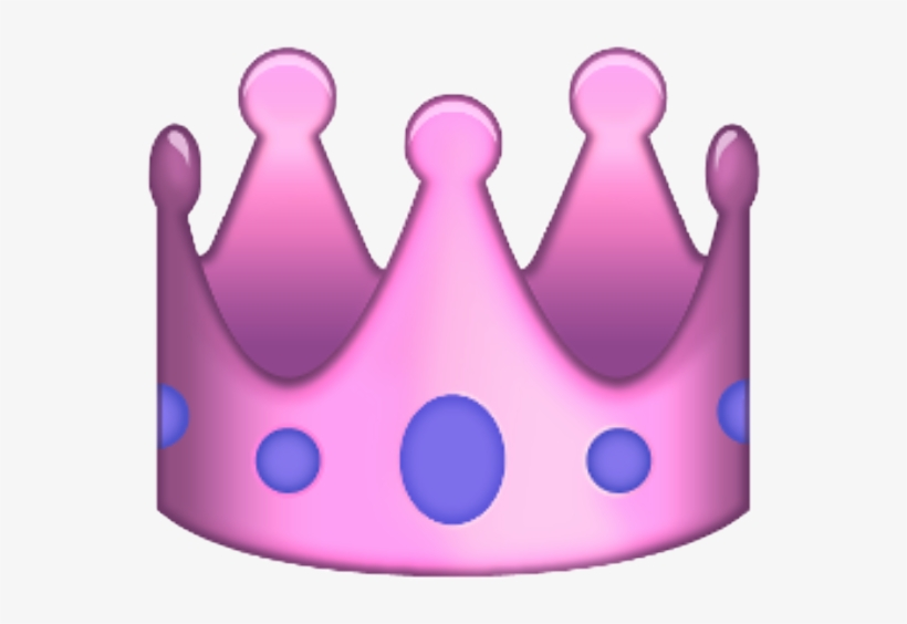 Emoji Crown Png Transparent Background Iphone Emoji Free Transparent Png Download Pngkey