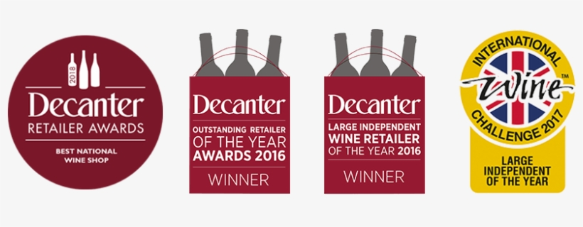 Awards & Recognition - Decanter World Wine Awards, transparent png #1320883